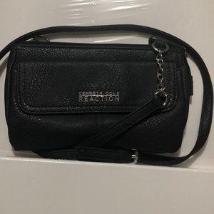 Kenneth Cole black sling bag